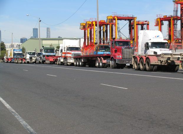Melbourne Freight Companies