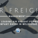 Air Freight Management